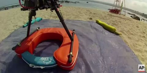 This Lifeguard Drone Could Save You From Drowning
