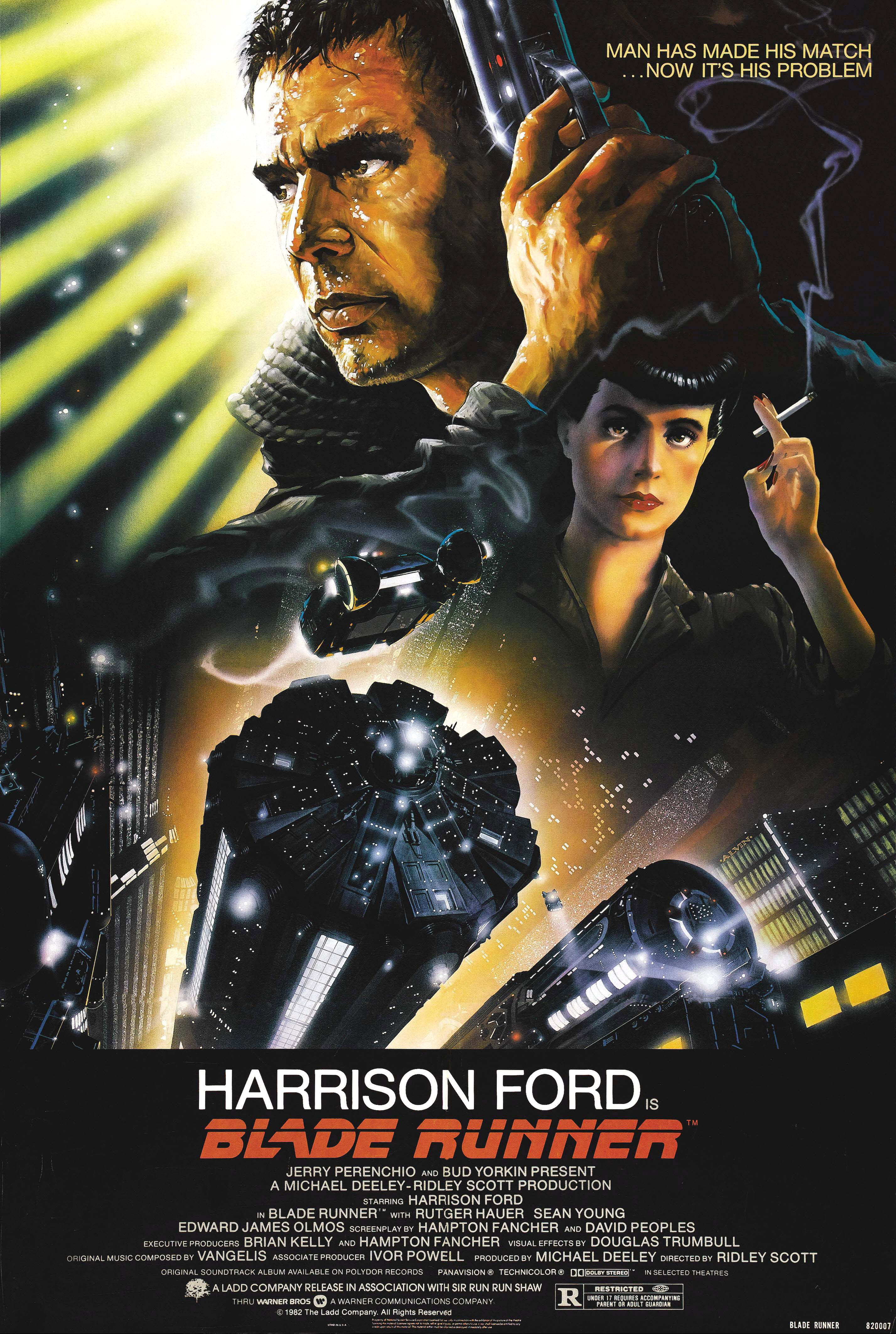we ask sci fi authors to write blade runner