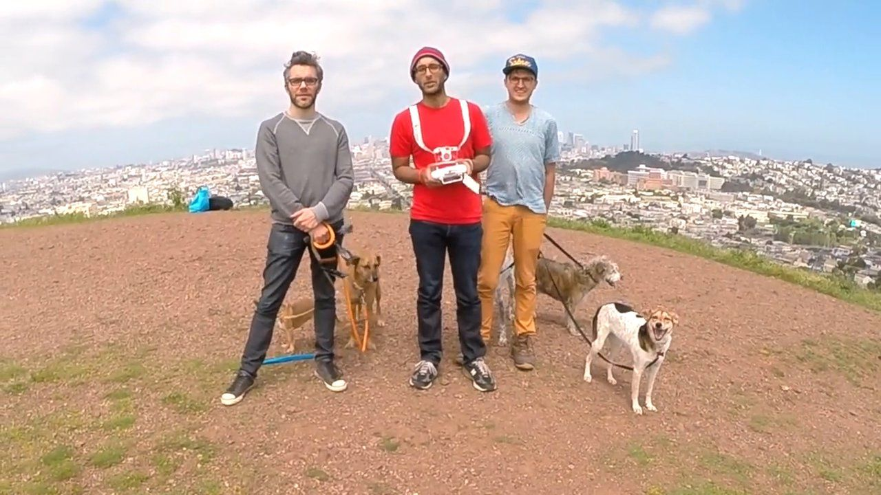 """<a target=""""_blank"""" href=""""https://vimeo.com/91898486"""">Who needs a selfie stick</a> when you have a drone?"""