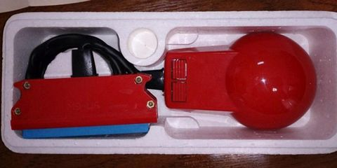 Red, Bag, Plastic, Rectangle, Shoulder bag, Strap, Leather, Communication Device, Coquelicot, Telephony,