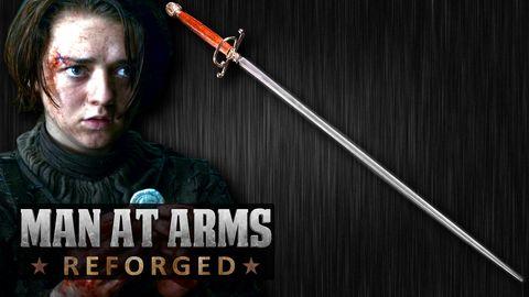 Sword, Fictional character, Shotgun, Poster, Action film, Movie, Air gun, Video game software, Blade, Shooter game,