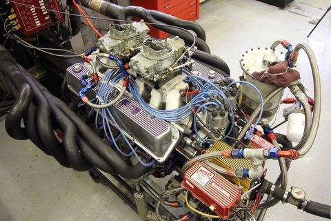 Watch This Madman Build a 697-Hp Ford V-12