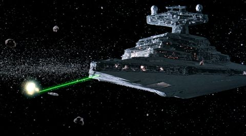Some Asteroids in 'The Empire Strikes Back' Were Actual Potatoes