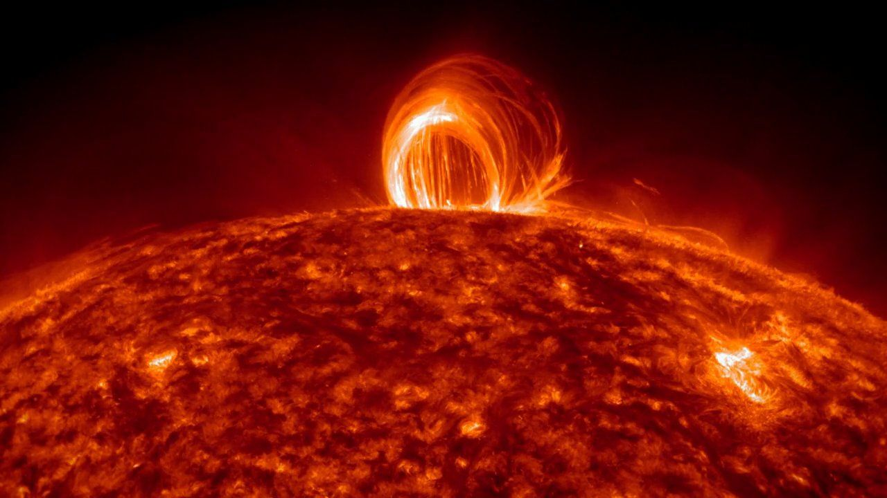 Watch 4 Years of Our Raging Sun in One Epic Time Lapse
