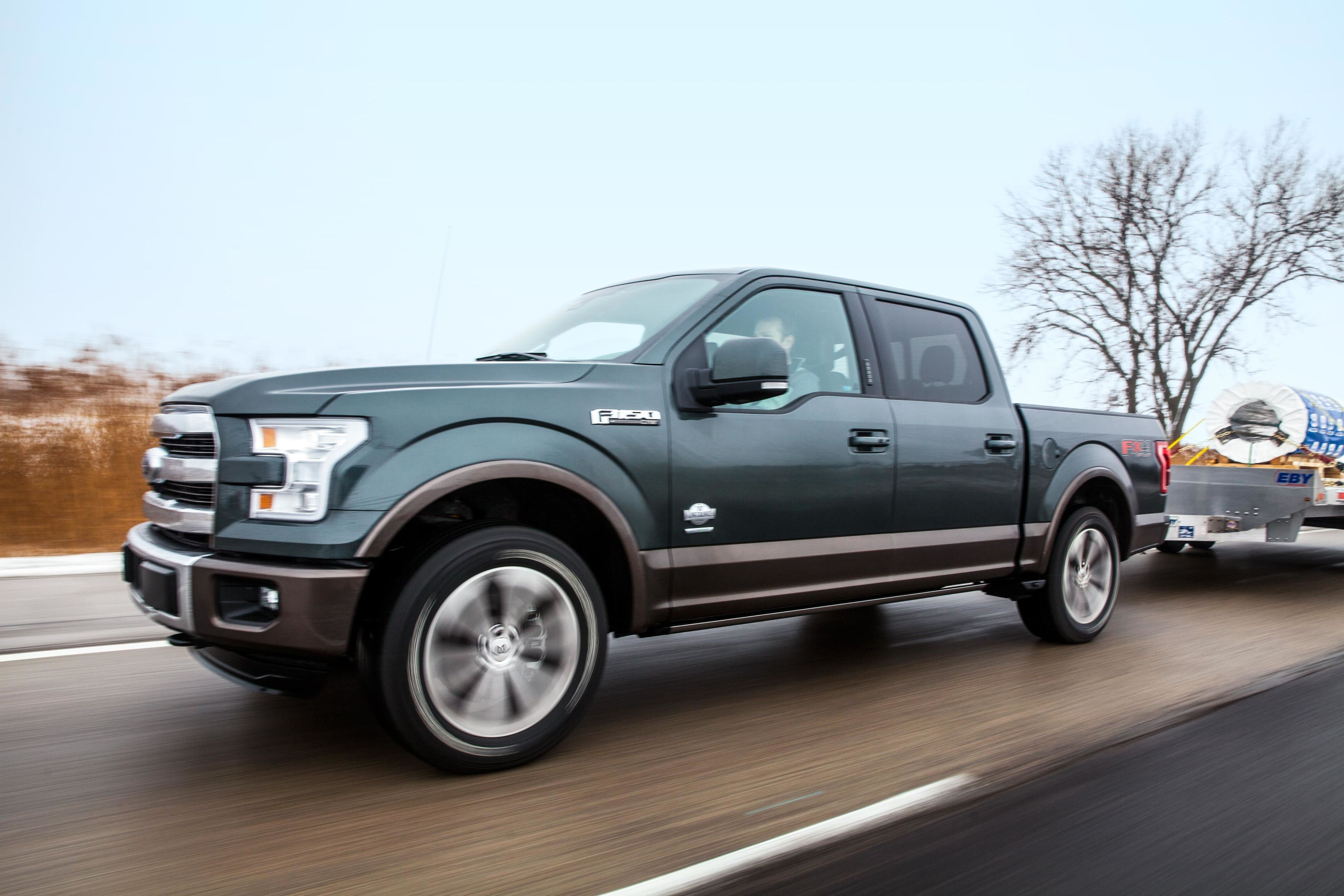 A Huge Risk. Why Take The Best Selling Vehicle In America And Start Over?  Because Ford Knew What No One Else Did: The Aluminum Clad 2015 F 150 Was ...