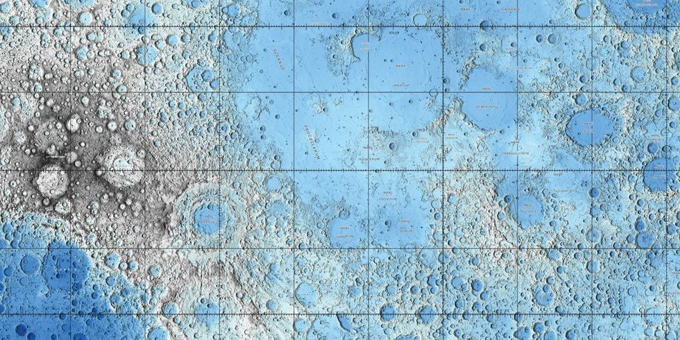 Here Are Two New Mind-Blowing Maps of the Moon