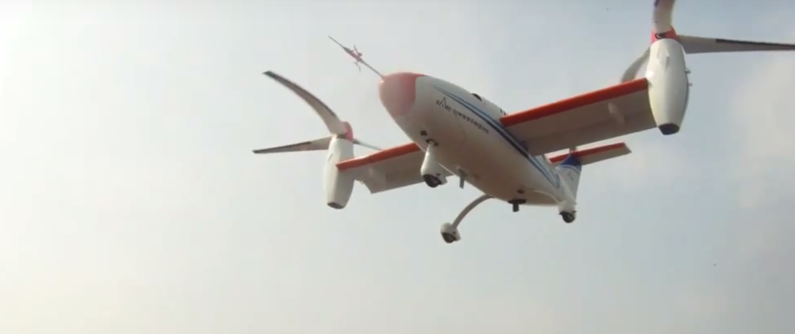 South Korea Is Building a 300-Mph Tiltrotor Drone