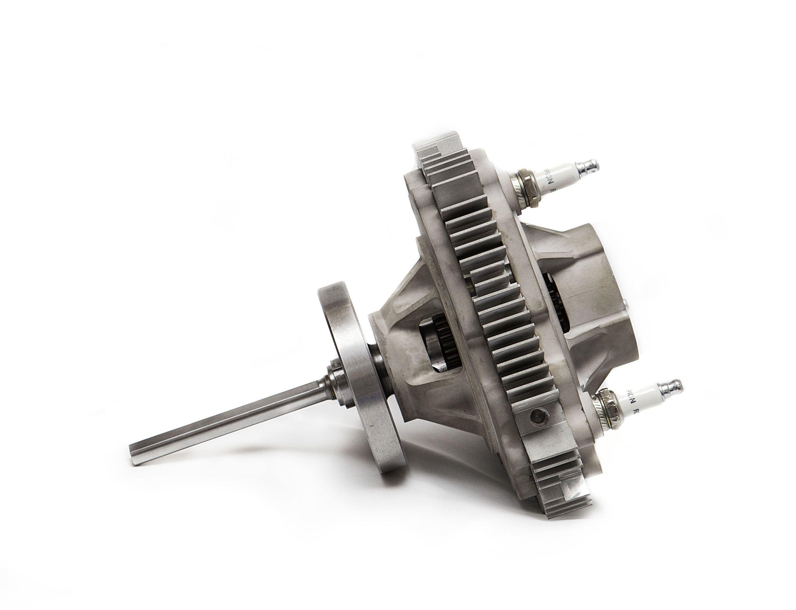 crazy efficient rotary engine lands million dollar darpa contract rh popularmechanics com