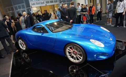 It may look like some cheesy '80s home-build kit car, but Finland's Toroidion 1MW packs some serious wattage. Like 1,000,000 watts. It is the first one-megawatt electric supercar, as indicated by the 1MW moniker. While it's very much a concept, there's plenty of cool technology lurking beneath that lump-of-Play-Doh exterior.