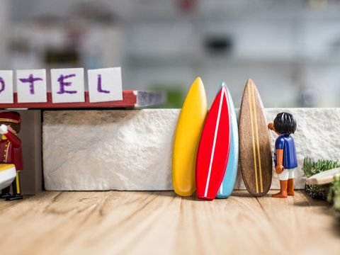 "The <a href=""https://www.kickstarter.com/projects/1002183169/even-more-awesome-wood-toys?ref=nav_search"">Kickstarter-backed project</a> is out with a new line of ""Awesome Wood Toys"" cars that ignite a child-like thirst for playtime. The vintage vehicles consist of only a few materials including beechwood for the bodies, plastic rims, rubber tires and water based paint."