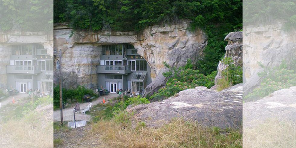 underground cave home.  Cave Homes Houses Living in Caves