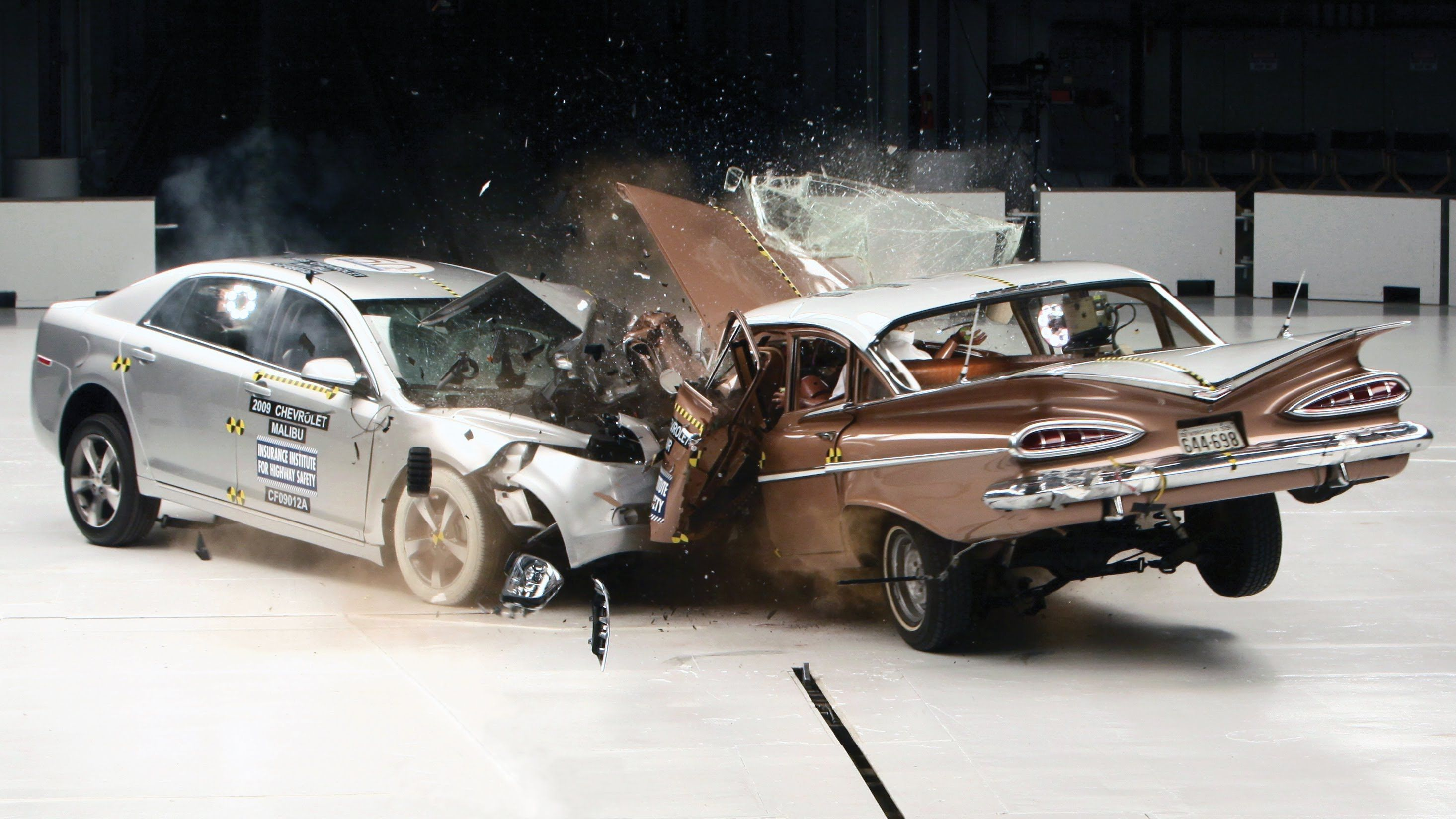 22 Brutal Crash Tests That Changed The Way Cars Are Built