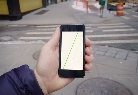 Why Centimeter-Accurate GPS in Your Phone Is Such a Big Deal