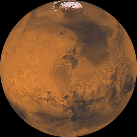 Here's How We'll Terraform Mars With Microbes