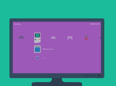 This Simple OS Turns a PC Into Every Retro Game Console at Once