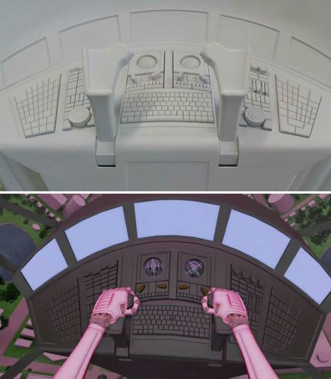 It Took 75 Days to 3D Print This Incredible VR Cockpit