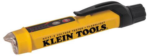 Best New Tools: The Klein Non-Contact Voltage Tester