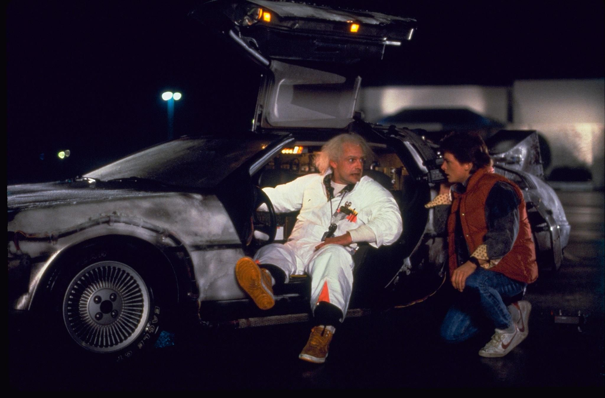 Sorry Marty But The Delorean Couldn T Have Reached 88 Mph In That Parking Lot