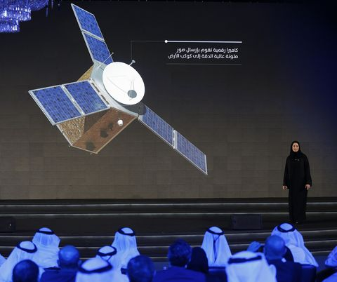 The United Arab Emirates Wants to Send a Probe to Mars in 2020