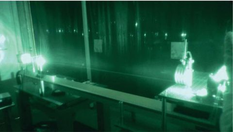 Futuristic Laser Space Engine Passes Its First Test