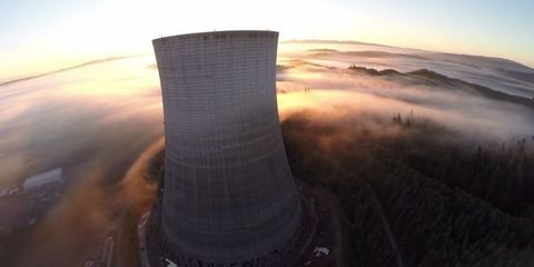 Drones Capture Eerie Views of Global Ghost Towns