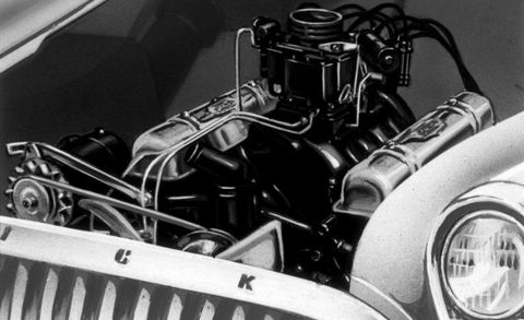 10 Epic Engines From Detroit's Golden Age