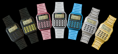Turn Your Apple Watch Into A Casio With This Calculator Watch App