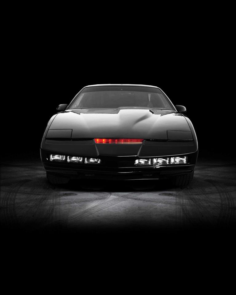 Place Your Bid Now on This \'Knight Rider\' KITT Trans Am
