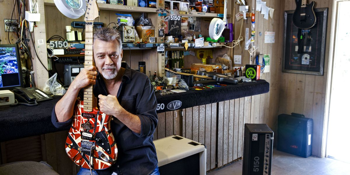 How Eddie Van Halen Hacks a Guitar – Evh Wiring Diagram