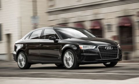 "Base price: $31,825  Audi has been on a design roll pretty much ever since the first TT of 15 years ago, so it should be no surprise that the company's <a href=""http://www.caranddriver.com/audi/a3"" target=""_blank"">entry-level A3 model</a> makes this list."