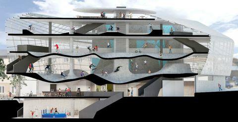 Urban design, Design, Water transportation, Naval architecture, Brutalist architecture,