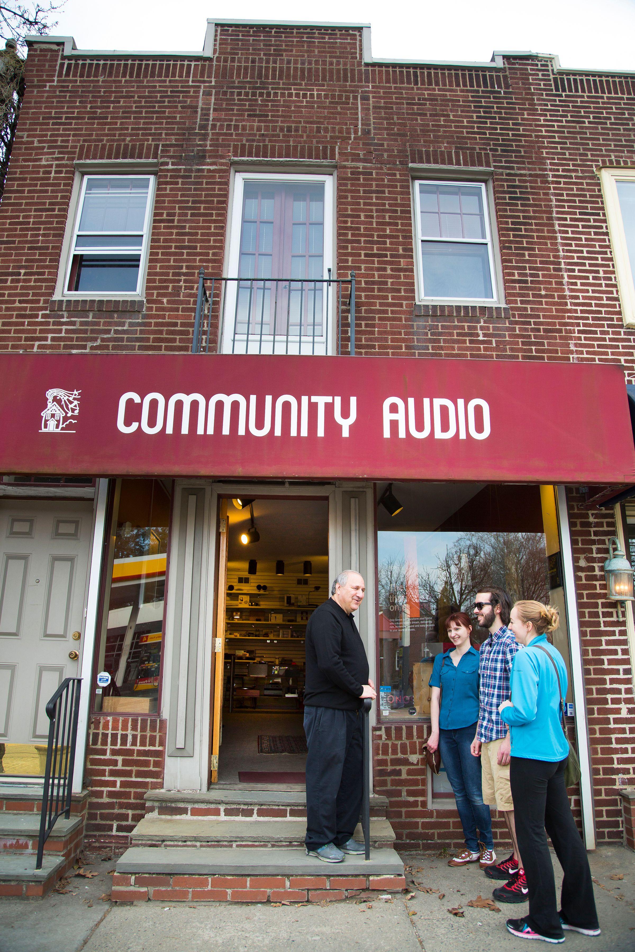 Popular Magazine; Community Audio; John Adams