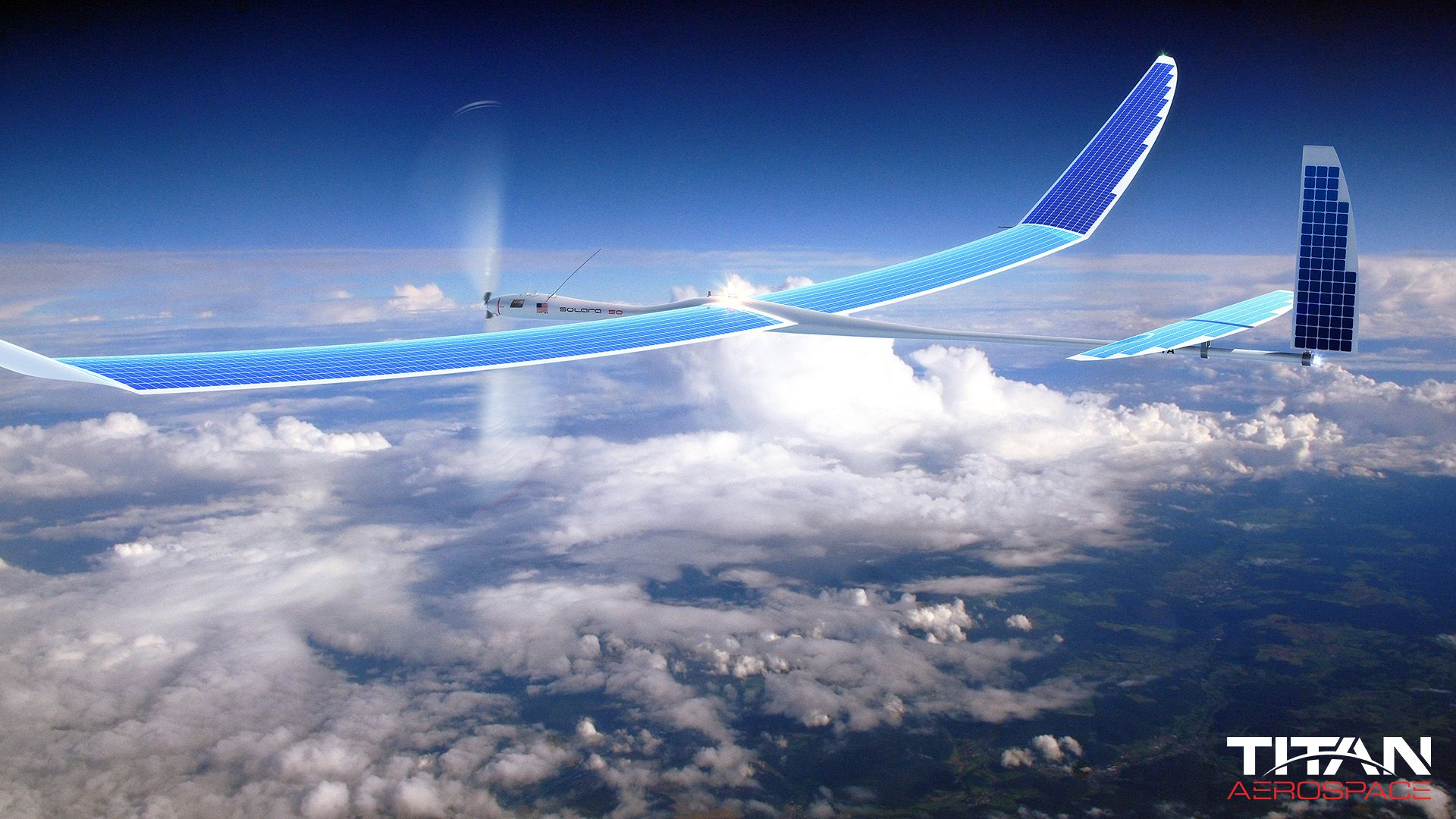 Google's Solar-Powered Internet Plane Crashed in New Mexico