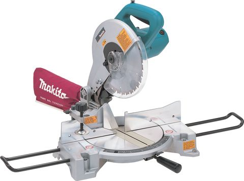 Price: $200  10-in. compound miter saw  15 amps  <strong>Maximum Capacity</strong>  • Straight crosscut, no bevel: 23/4 x 51/8 in.  • 45-degree miter, no bevel: 13/8 x 35/8 in.