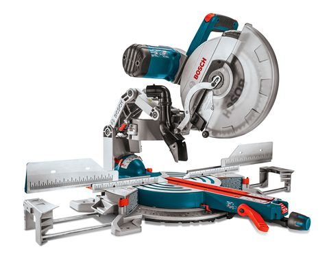Price: $650  12-in. dual-bevel glide miter saw  15 amps  <strong>Maximum Capacity</strong>  • Straight crosscut, no bevel: 4 x 14 in.  • 45-degree miter, no bevel: 4 x 14 in.