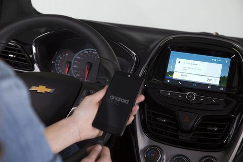 Chevrolet Android Auto