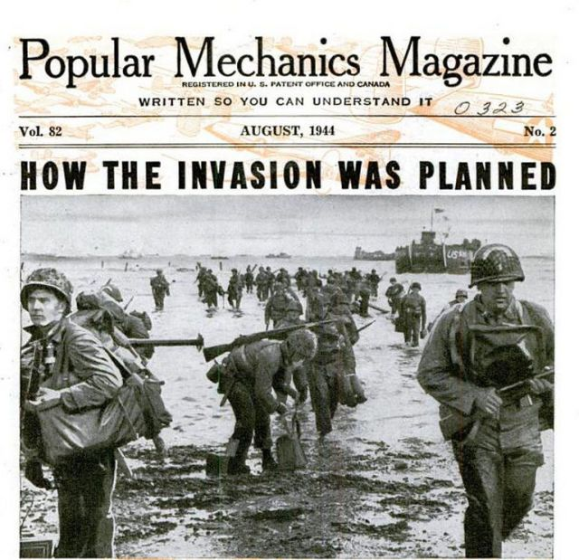 How the D-Day Invasion Was Planned