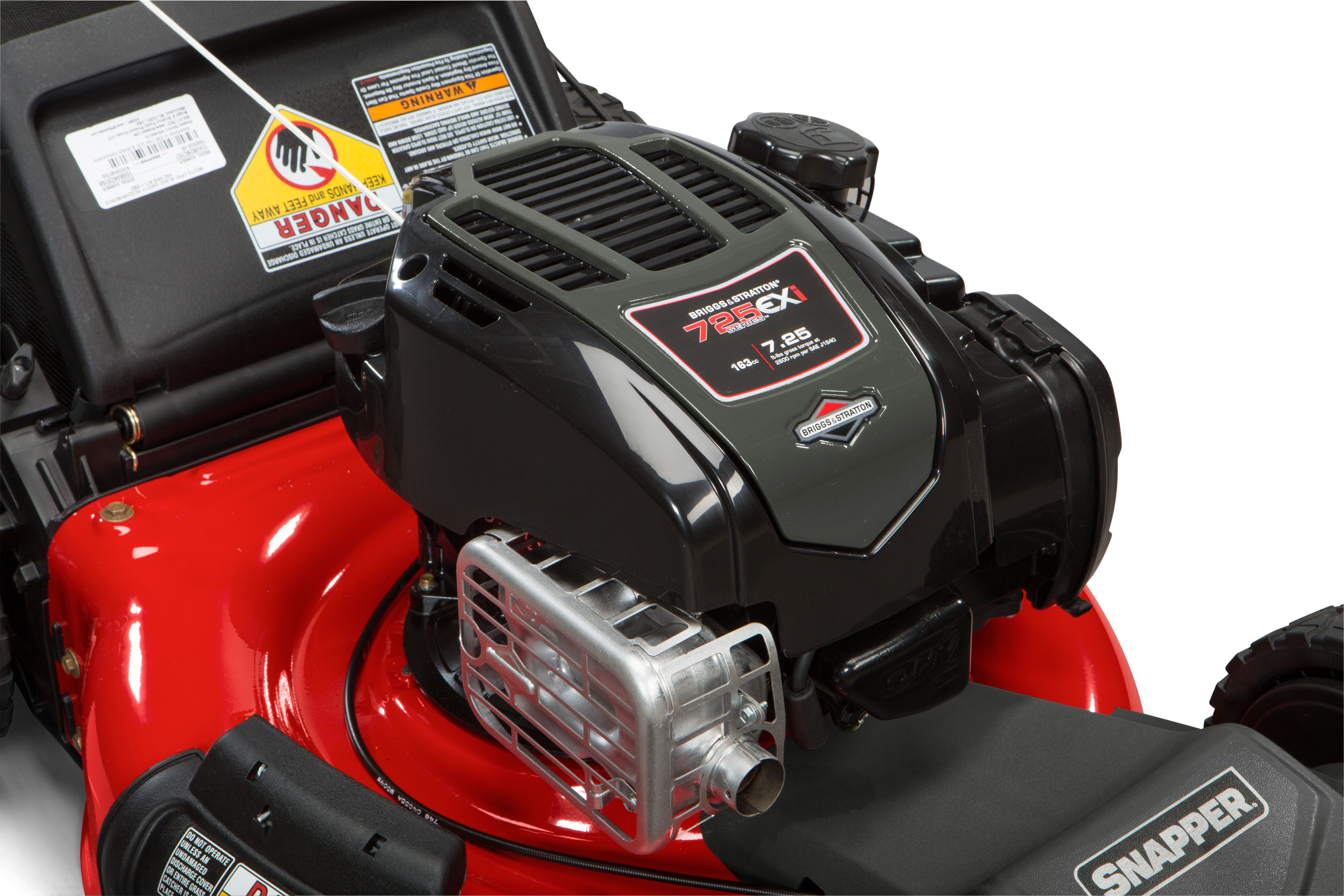 Best New Tool: The Snapper SP80 Lawnmower and its Carefree