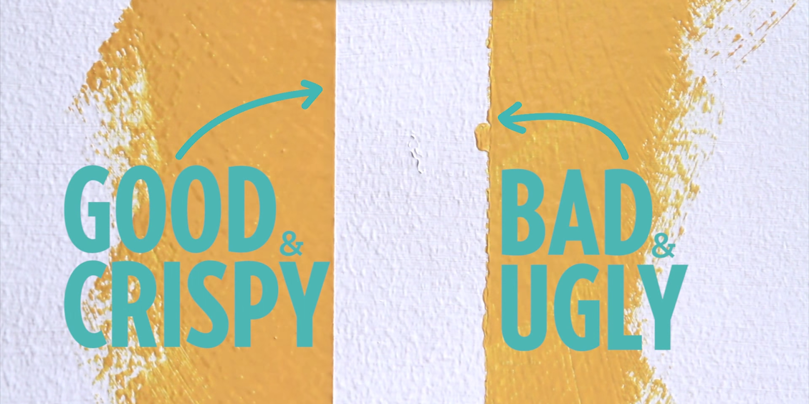 The Foolproof Way to Get Crisp Lines With Painter's Tape