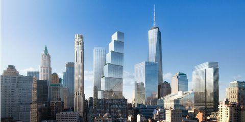 Tower block, Metropolitan area, Daytime, Sky, Urban area, Metropolis, City, Skyscraper, Cityscape, Tower,