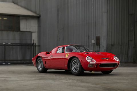 Ferrari, Lamborghini, Porsche, Maserati, all accounted for, too. The whole lot is part of one anonymous, super-wealthy owner's even grander car collection.