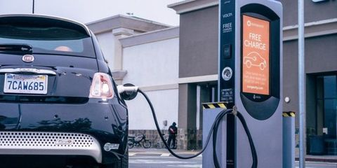San Francisco Startup Volta Believes Charging An Electric Car In Public Should Be Free At Least For The Driver