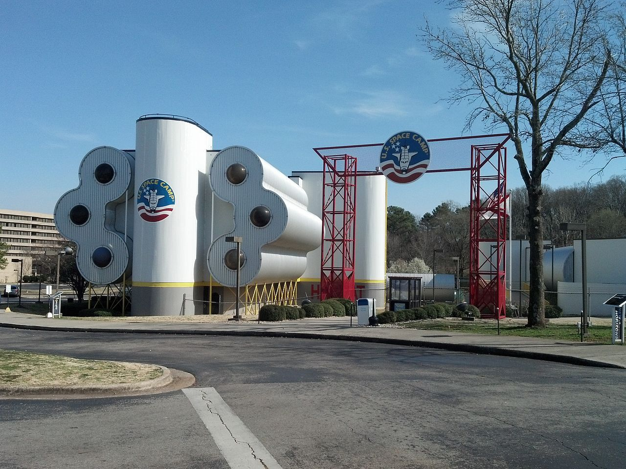 """Huntsville: At <a target=""""_blank"""" href=""""http://www.spacecamp.com/"""">Space Camp</a> you'll get your hands on flight simulators, lunar landers, model rockets, and more."""