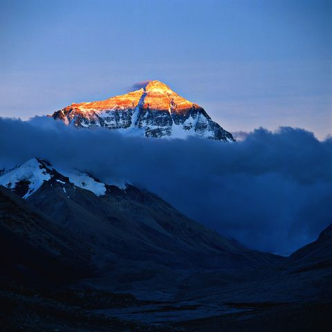 Mountainous landforms, Slope, Winter, Mountain range, Highland, Summit, Mountain, Hill, Geology, Geological phenomenon,