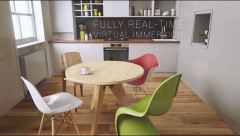 Tour This Amazingly Realistic Virtual Apartment Made With Unreal Engine Stunning Virtual Apartment Design