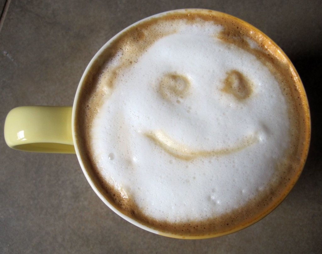 Ripple Prints a Perfect Picture Onto Your Latte