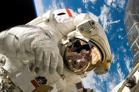 Space, Glove, Safety glove, Astronaut, Science,