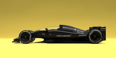 These Far-Out F1 Concepts Are What Racecars Should Be