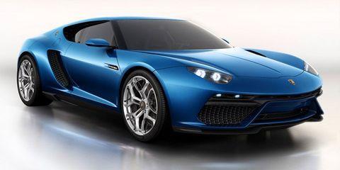 The 2019 Lamborghini Asterion Is a 900-Hp Rocket Ship