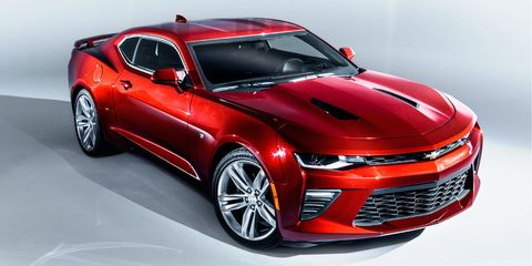 This Is the Chevy Camaro America Deserves